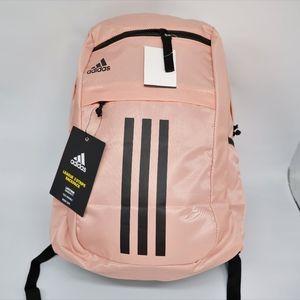 Adidas Backpack League 3 Stripe Glow Pink